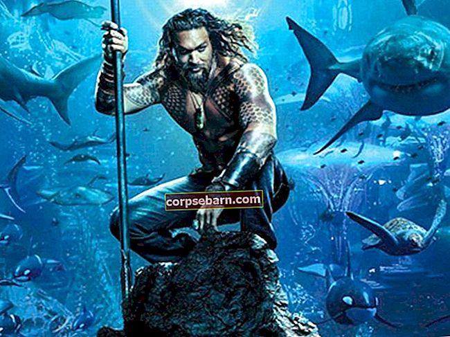 Πώς να παρακολουθήσετε το Aquaman online νόμιμα;