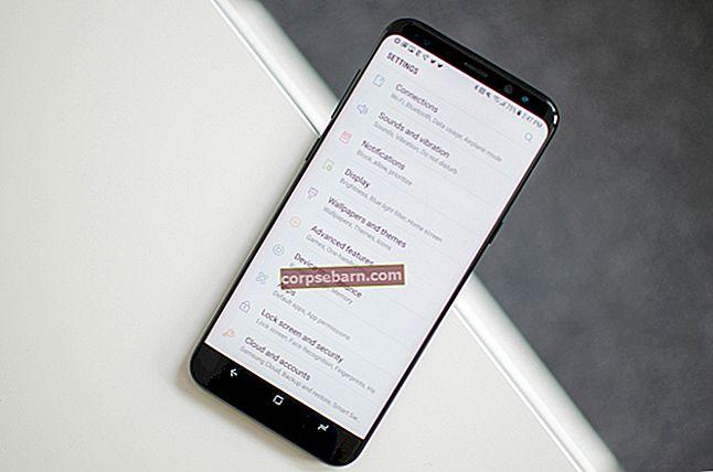 Συνηθισμένα προβλήματα Samsung Galaxy Note 8 και οι επιδιορθώσεις τους