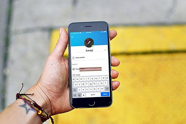 Profiilikuvan vaihtaminen Skype-ohjelmassa