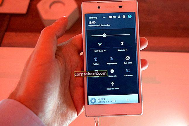 "Kaip išspręsti ""Sony Xperia Z"" perkrovimo problemą"