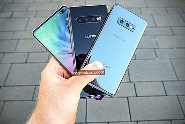 Ενημερώσεις λογισμικού T-Mobile για Samsung Galaxy S10 Series, Galaxy Note 9 και S7 που κυκλοφορούν