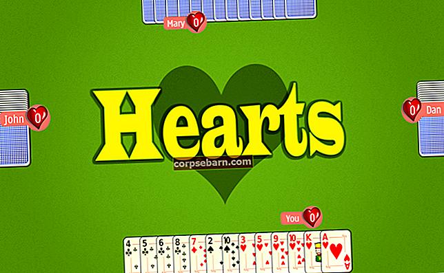Εγκαταστήστε το παιχνίδι Windows 7 Hearts στα Windows 10