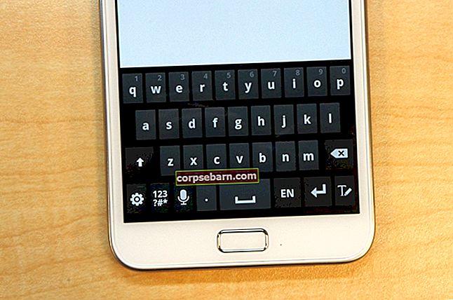 """Cách khắc phục """"Rất tiếc, bàn phím Android đã bị dừng"""""""