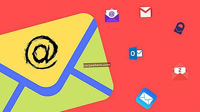 Οι καλύτεροι δωρεάν πάροχοι email