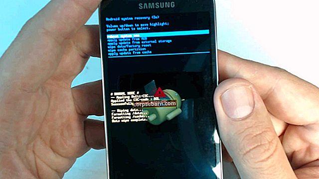 """Kaip atkurti gamyklinius """"Samsung Galaxy S9"""" ir """"S9 Plus"""""""