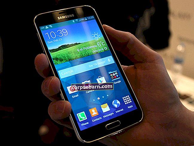 """Samsung Galaxy S5"" pranašumai ir trūkumai"
