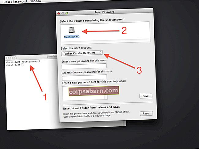 """Kaip atkurti """"Mac"""" slaptažodį naudojant terminalą"""