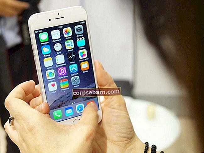 5 τρόποι διόρθωσης των εφαρμογών IPhone 6 Plus δεν θα φορτωθούν
