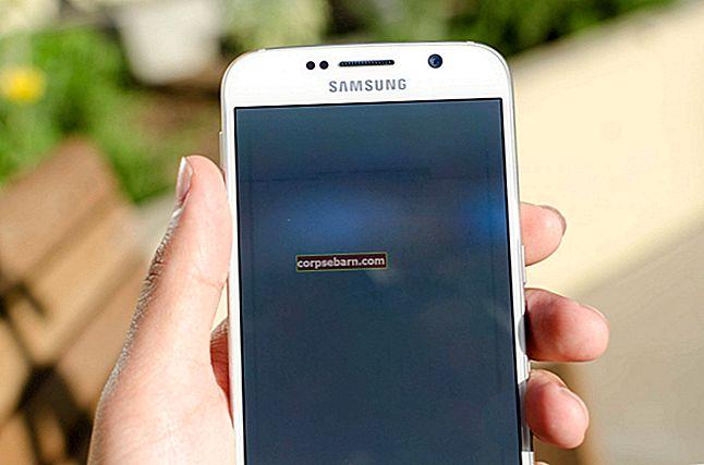 Πώς να διορθώσετε το Galaxy S6 Η οθόνη δεν θα ενεργοποιήσει το πρόβλημα
