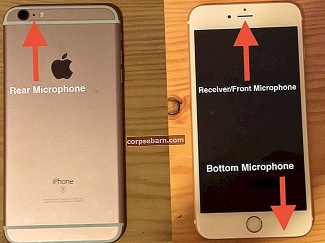 Micrô iPhone không hoạt động - Cách khắc phục
