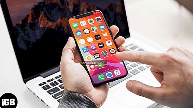 Cách khắc phục sự cố màn hình cảm ứng iPhone không hoạt động / Phản hồi [ĐÃ CỐ ĐỊNH]